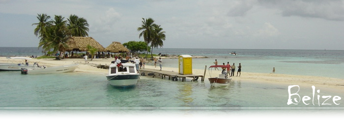 Access to Great Bue Hoel Belize